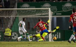 Super Eagles Goalkeeper Uzoho Preserves Clean Sheet Run With Late Save For Elche In Away Win