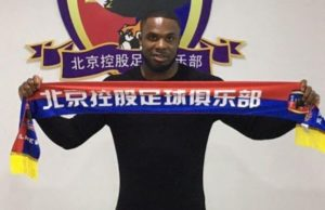 Anichebe Reports Own Club Beijing Enterprises To FIFA Over Alleged Match-Fixing