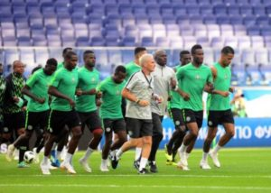 Super Eagles: Ifeanyi Okowa's incentive will bring down Bafana Bafana
