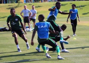 AFCON: South Africa fans shun Super Eagles match