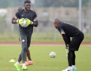 Gernot Rohr to pick Super Eagles No 1 goalkeeper today