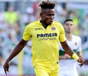 Samuel Chukwueze: I was very surprised to get a Super Eagles call up