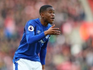 Everton's Phil Jagielka hails Ademola Lookman's impact against Gor Mahia