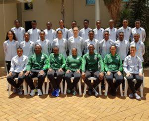 Banyana Coach Ellis Announces Squad For 2018 Women's AFCON