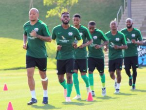 Baxter: Bafana We'll Be Ready For Super Eagles' Revenge Mission