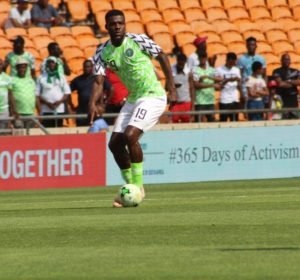 Ogu 'Super Happy' With Nigeria's 2019 AFCON Qualification
