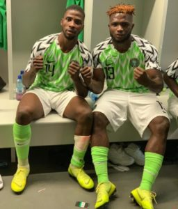 Success Hails Young Nigeria Players' Transition From U-17 Teams