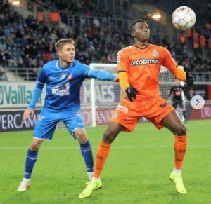 Osimhen: Charleroi Loan Career Has Restored My Confidence