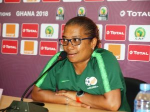 Coach Ellis Eager To Beat Nigeria Again