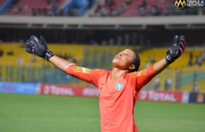 Tochukwu Oluehi delighted as Super Falcons reach AWCON Finals