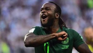Chelsea Legend Tells Victor Moses To Consider Playing For Nigeria Again To Rescue His Club Career