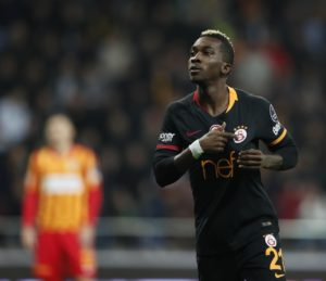 Henry Onyekuru Double Powers Galatasaray To Victory Over Kayserispor