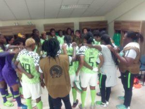 Super Falcons Thrash Zambia 4-0 To Breathe Life Into AWCON 2018 Campaign