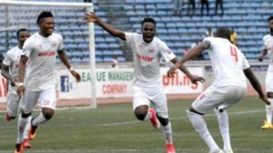 Aguda Hit Brace To Power Enugu Rangers Past Defence Forces Of Ethiopia