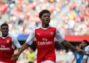 Arsenal's Chuba Akpom ready to play for Nigeria
