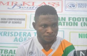 Go Round's Nelson Esor snubs Enyimba for Rivers United