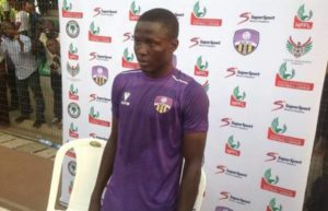 Sunshine Stars joins Akwa United, Kwara United in race to sign MFM's Waheed Adebayo