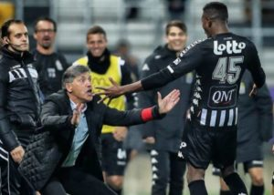 Victor Osimhen linked with Ajax after grabbing eigth league goal in Belgium