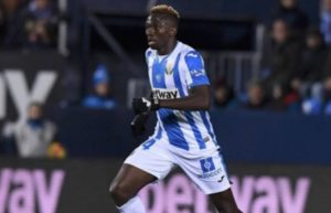 Kenneth Omeruo hails Leganes fighting spirit against Celta Vigo