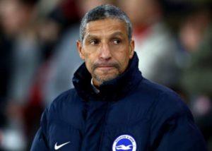 Chris Hughton tasks Leon Balogun, Brighton teammates ahead Chelsea clash