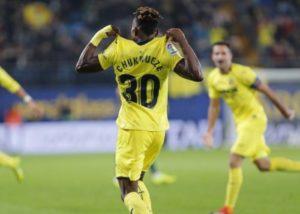 Samuel Kalu, Samuel Chukwueze's league performances excite Gernot Rohr