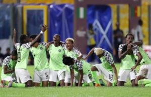 NFF redeems $10,000 pledge to Super Falcons