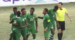 Flying Eagles Beat Kano Pillars 3-1 In Final Test Game
