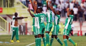 Flying Eagles to Land In Lome Today