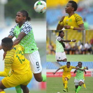 Super Falcons Target Ninth Title As They Face Banyana Banyana In Epic Final