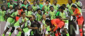 Muhammadu Buhari to host Super Falcons on Monday
