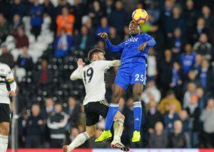 wobi Stars In Arsenal Draw VS Man United; Ndidi, Iheanacho Help Leicester Bag Draw At Fulham