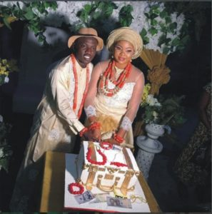 Super Eagles Star Etebo Gets Married In Warri