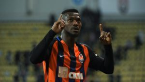Kayode Eyes First UCL Goal With Shakhtar Vs Lyon