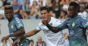 Agu, Setubal Coach Vidigal Rue Home Defeat To Benfica