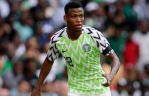 Eagles Star Shehu Launches Foundation's program