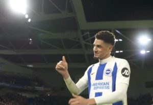 Balogun: I'm Enjoying My Stay At Brighton