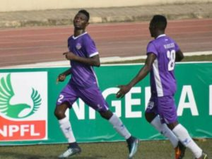 Sikiru Olatunbosun seeks fresh start with Plateau United