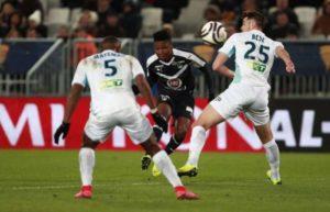 Samuel Kalu is enjoying life in the French Ligue