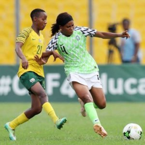 Exclusive: Super Falcons star Ngozi Ebere joins Norwegian club Arna Bjomar
