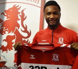 Exclusive – Why Super Eagles Captain Mikel Shunned Roma, Wolfsburg For Middlesbrough
