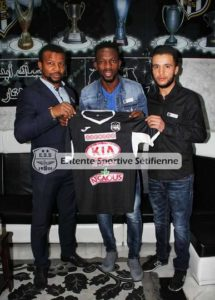 CHAN Eagle Ifeanyi Seals 3-Year Es Setif Deal