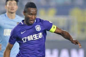 Mikel Set For Fenerbache Move After Tianjin Teda Exit