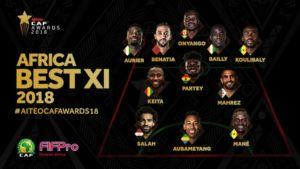 Ogu Slams CAF's Africa Best X1