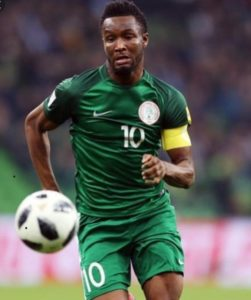 Mikel Hints At Excitement For Super Eagles Return