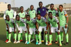 Flying Eagles Face Saudi Arabia In Friendly Ahead U-20 AFCON