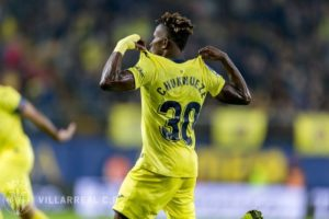Chukwueze Scores As Villarreal Exit Copa Del Rey