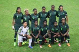 Super Falcons Beat Romania To Finish 3rd At China 4-Nation Tourney