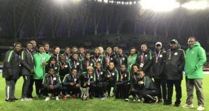 Super Falcons Return From China Wednesday, Prepare For 12-Nation Tourney In Cyprus