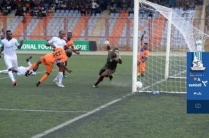 NPFL Review: MFM Beat Rangers To Go Top Of Group A; Akwa, Enyimba, Rivers United Draw