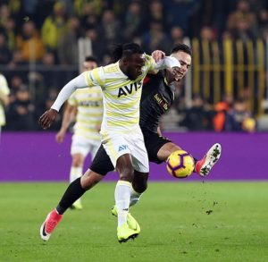 Moses Relishes Winning Debut For Fenerbahce; Thankful To Fans
